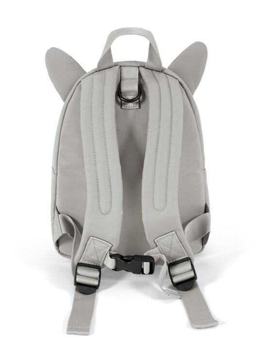 حقيبة ظهر بحزام لمراقبة الطفل - بتصميم دب image number 3