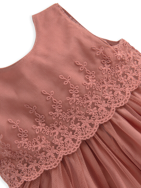 Pink Lace Dress image number 3