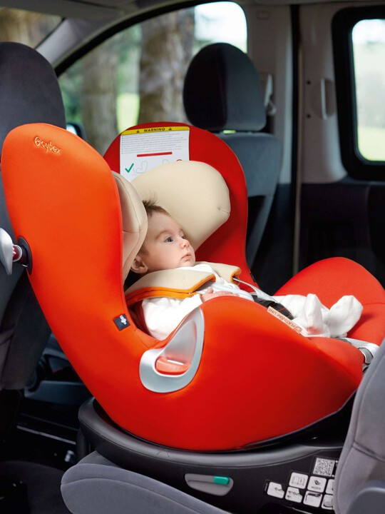 CYBEX Sirona Car Seat - Autumn Gold image number 3
