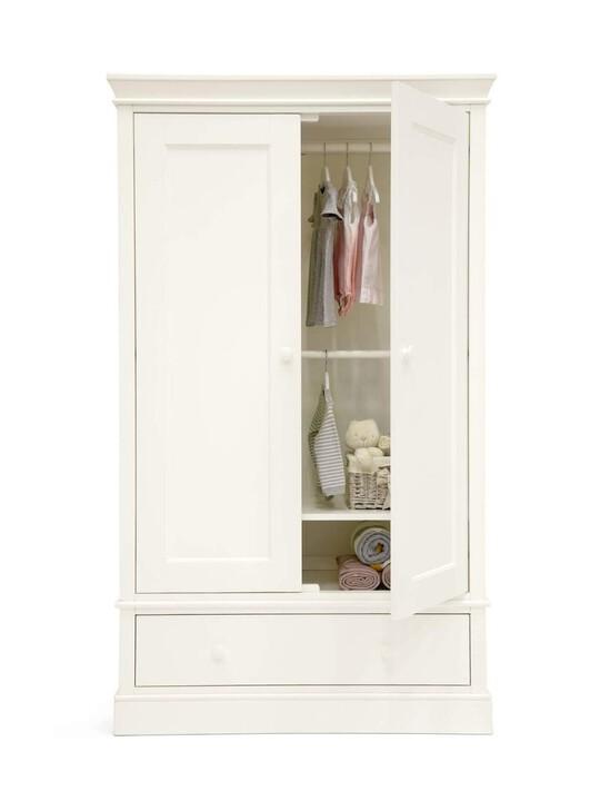 خزانة أكسفورد - أبيض image number 6