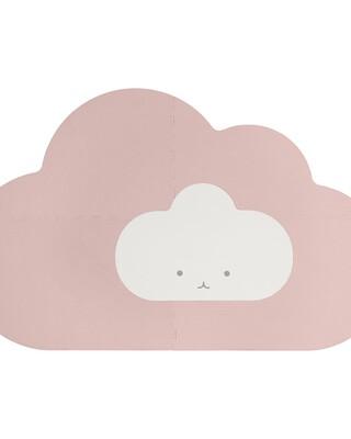 Quut Playmat Cloud Small Blush Rose